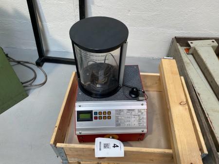 Afbalancerings maskine til holdende fræser og skærende værktøjer ISO 40