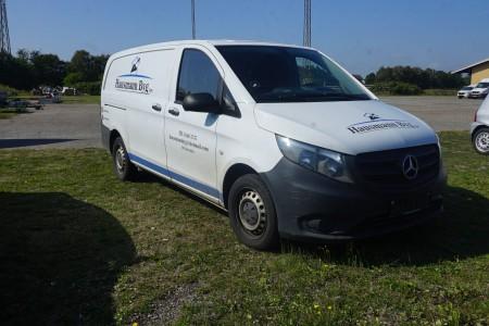 Mercedes Vito, 111 CDI, Regnr: CL20834