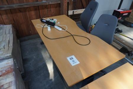 El-/sænkebord