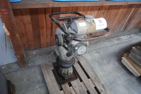 Jordloppe, mærke: Sachs, model: SL 2