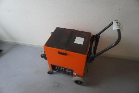 Tæpperenser, mærke: Watex, model: 1500